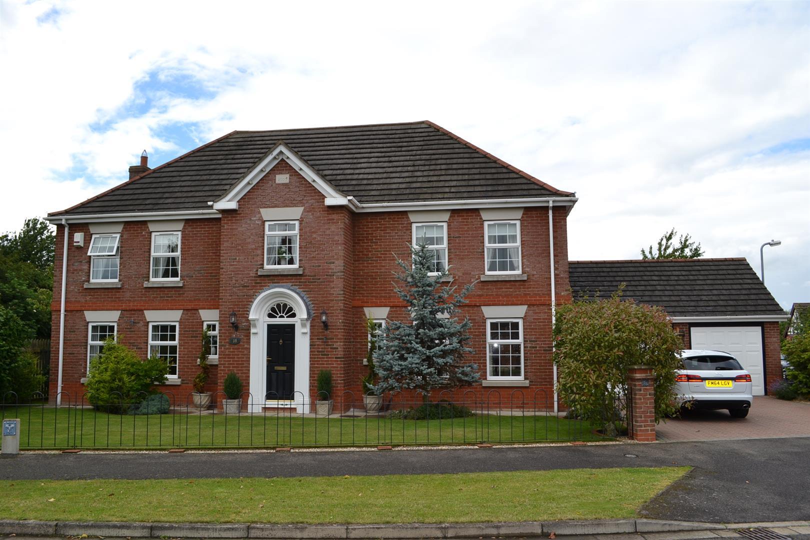 4 bedroom property in Heckington